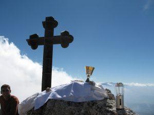 Mont Jean Paul II - 2 oct 2006 055